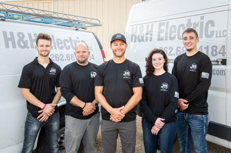 H&H Electric Team of Certified Electricians in Kewaskum, WI